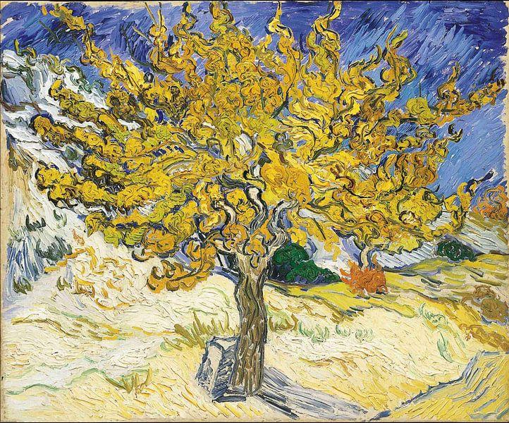 De moerbeiboom, Vincent van Gogh van Meesterlijcke Meesters