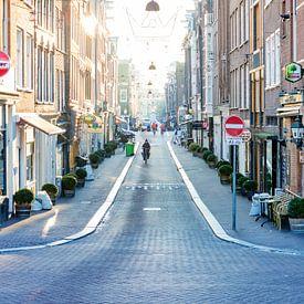 Prinsenstraat Amsterdam van Wesley Flaman