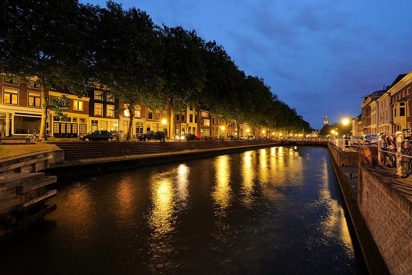 De Weerdsluis in Utrecht van Donker Utrecht