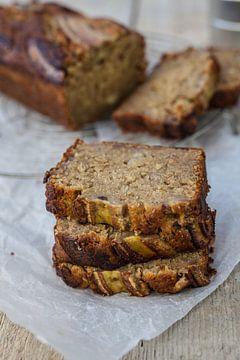 Bananenbrood van Nina van der Kleij