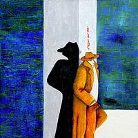 Tekeningen collectie - Van minimalistisch getekende dieren tot in detail uitgewerkte steden. Wat voor stijl jij ook zoekt, in de tekeningencollectie van Werk aan de Muur vind je het. Ga voor neutraal en stijlvol of hang een kleurrijke striptekening aan de muur!