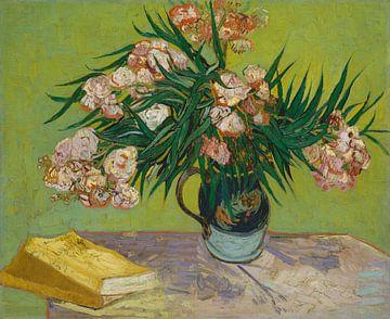 Lauriers roses, Vincent van Gogh sur