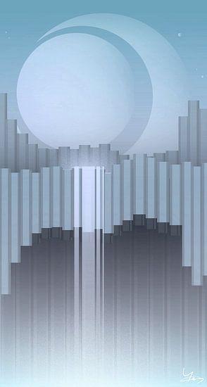 Skaftafell - Blauw Versie