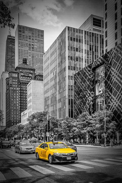 CHICAGO North Michigan Avenue van Melanie Viola