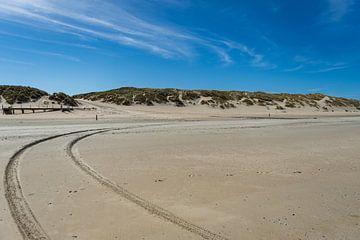 Strand von Vlieland von Dylan Bakker