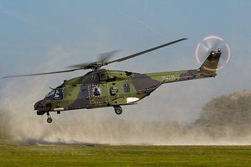 Bundeswehr NH90-TTH von Dirk Jan de Ridder