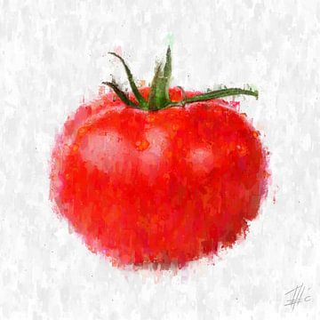 Tomate von Theodor Decker