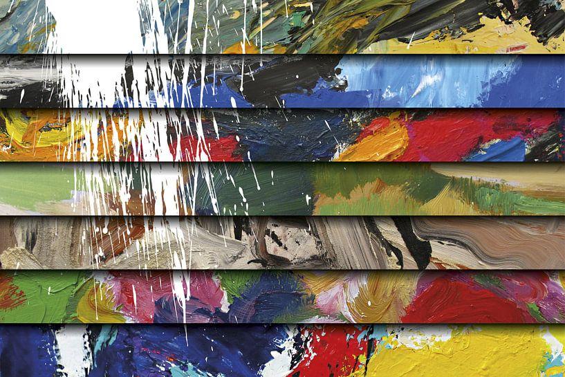 Art Fence van Harry Hadders