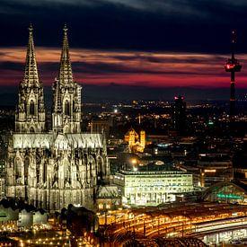 Köln von Frank Heldt
