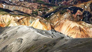 Vulkanlandschaft Island von videomundum