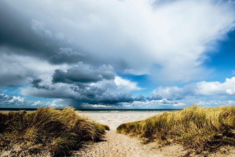 Opkomende storm van Geert Huberts