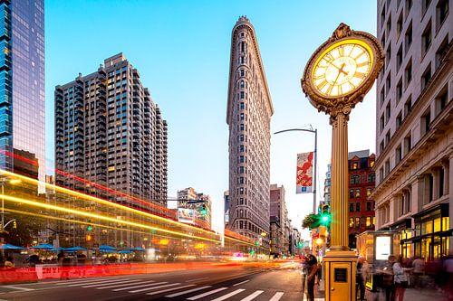 Flatiron Building, New York van Sascha Kilmer