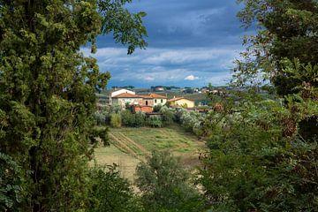 Toscane in een lijstje van Tess Groote