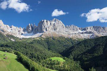 Rosengarten , Dolomiten von Markus Lange
