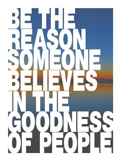 Be The Reason (sunset) van coBec (E Beckker)