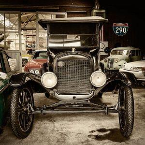 De oude T Ford