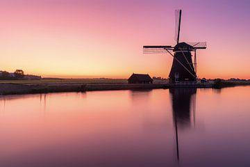 Holländische Windmühle von Maikel Brands