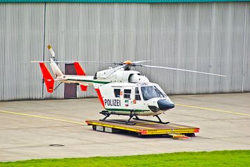Hélicoptère de police