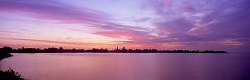 Hoorn Hoornse Hop zonsopgang sur Hans Albers