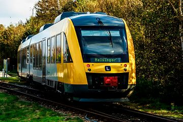 Denemarken Lokale spoorwegen van Norbert Sülzner