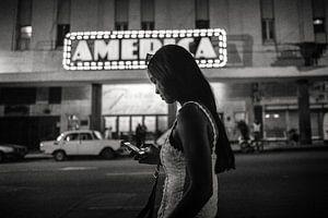 Theater America in Havana von