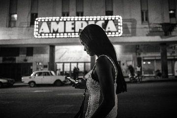 Theater Amerika in Havanna von Hans Van Leeuwen