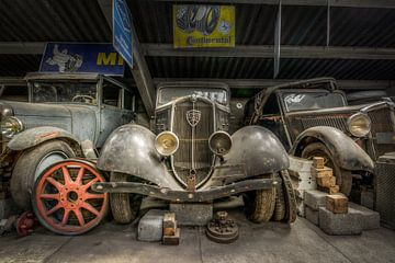Peugeot 301 van Wim van de Water