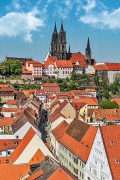 Die Altstadt von Meißen, Deutschland von Gunter Kirsch