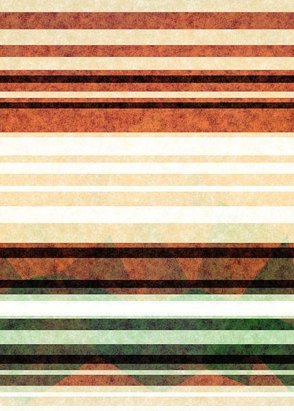 Stripes N.3 van Oliver P_Art
