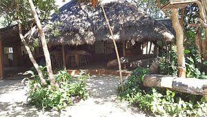 Ngepi Lodge, Caprivi-Streifen, Namibia von Celine Seelemann