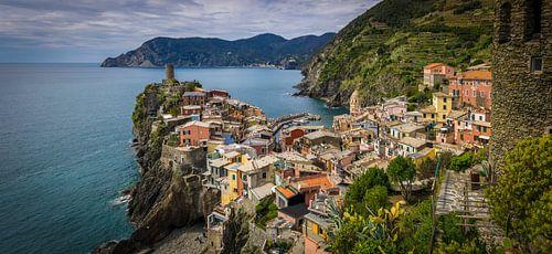 Vernazza - Cinque Terre von Teun Ruijters