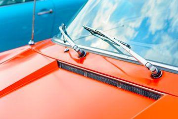 Porsche 911 classic 1966 klassischer Sportwagen vorne Detail von Sjoerd van der Wal