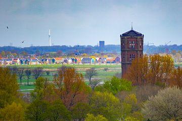 Watertoren Kwadijk, van E. Ruis