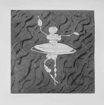 Dansen in de regen van Ilse Schoneveld