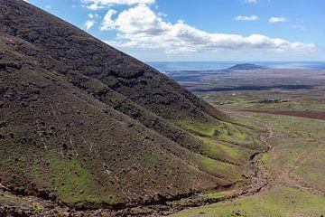 Landschap op Lanzarote van Reiner Conrad