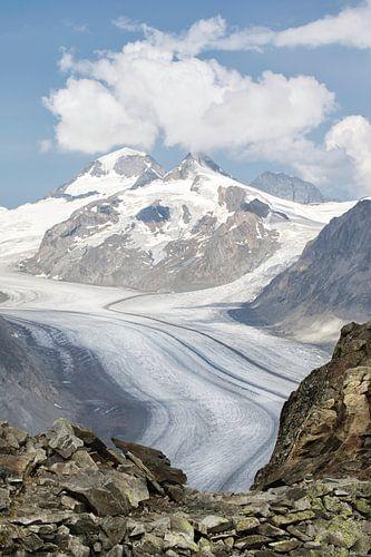 Aletschgletsjer, Zwitserland