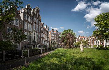 Amsterdam, Begijnhofje sur Anneke Reiss