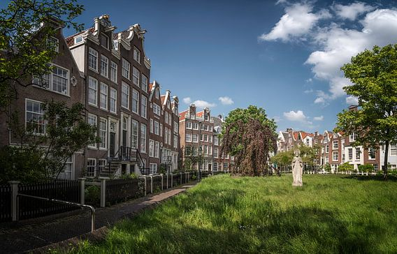 Amsterdam, Begijnhofje