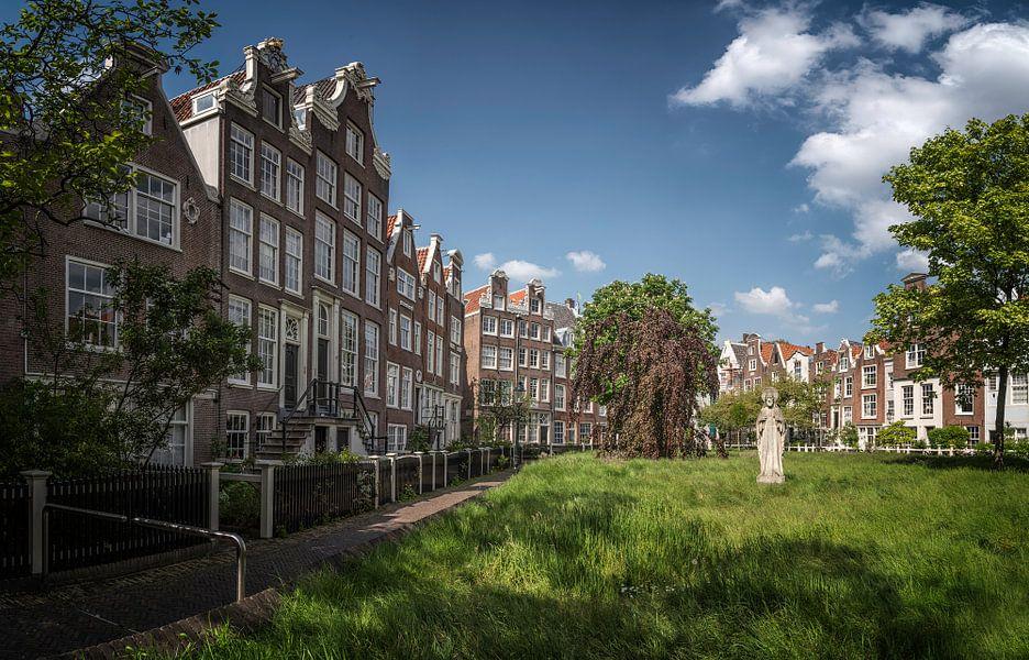 Amsterdam, Begijnhofje van Anneke Reiss