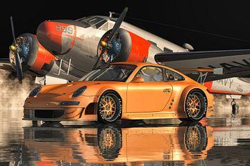 Porsche 911GT 3 RS ist der ultimative Sportwagen von Jan Keteleer