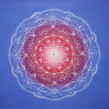 Mandala_lichtheid van Atelier Zerah