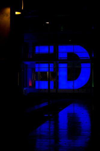 ED 'Blue Night' van