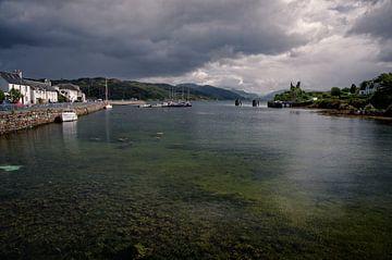 Kyleakin - Isle of Skye van