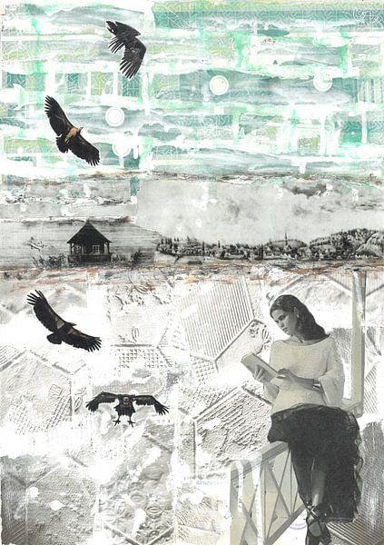 I Opened a Book and Made Some Friends (gezien bij vtwonen) van Nora Bland