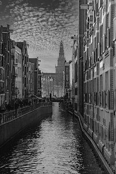 Amsterdam kanal von Richard van Turnhout