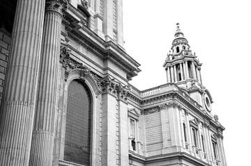 st paul's cathedral  van