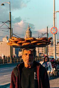 Galata Istanbul van