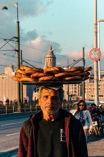 Galata Istanbul van Ali Celik
