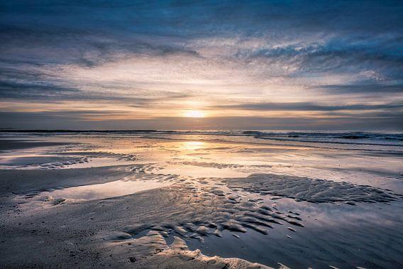 Noordzee sunset