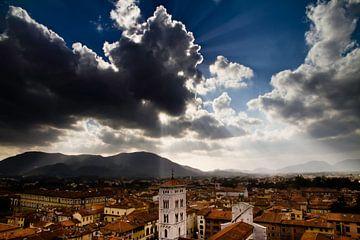 Lucca's Eye van Bas Koning